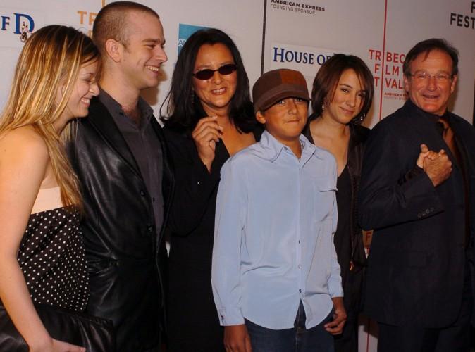 Robin Williams : découvrez l'hommage poignant de ses trois enfants !