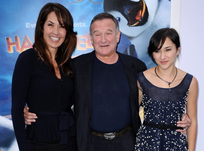 Robin Williams : sa fille s'exprime pour la première fois !