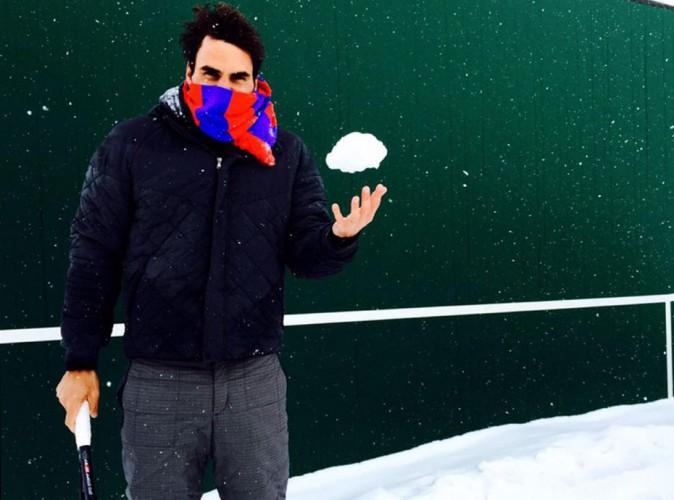"""Roger Federer: Après le tennis, il se lance dans le """"tennice"""" !"""