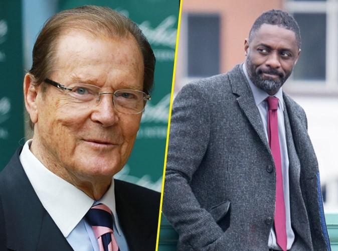 Roger Moore contre un James Bond Noir : accusé de racisme, il se défend !