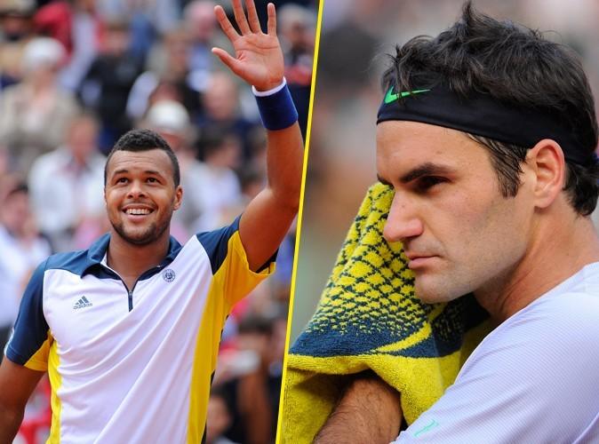Roland Garros 2013 : Jo-Wilfried Tsonga écrase Roger Federer et accède à la demi-finale !