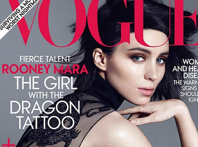 Rooney Mara : l'inconnue qui va cartonner dans Millenium fait la Une de Vogue !