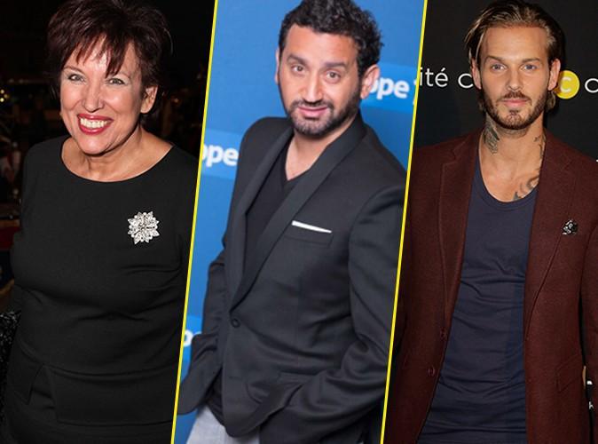 Roselyne Bachelot, Cyril Hanouna, M. Pokora ... Tous derrière les Bleus !