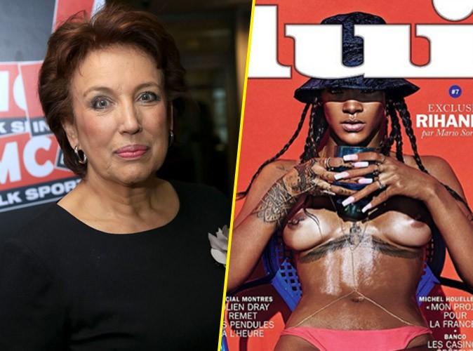 """Roselyne Bachelot : les seins de Rihanna ? """"Ils sont moches comme tout"""" !"""