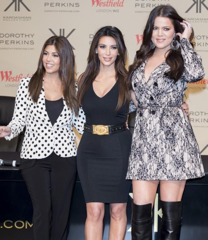 Les Kardashians sont au top !