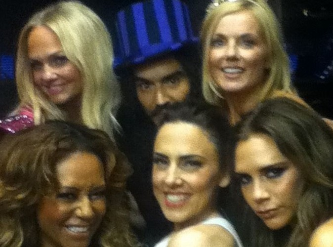 Russell Brand : en couple avec la Spice Girl Geri Halliwell ?