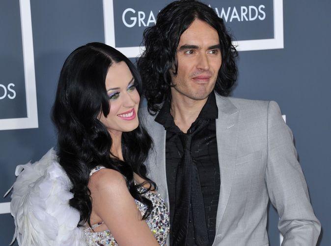 """Russell Brand est un vrai poète : """"les lèvres de Katy Perry sont un tunnel vers un autre monde"""" !"""