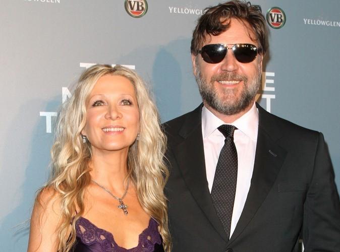 Russell Crowe : nouvelle tentative pour se rabibocher avec sa femme ?