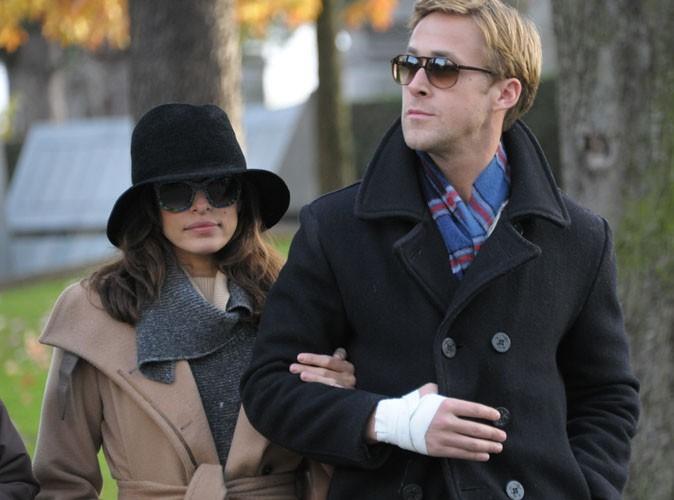 Ryan Gosling : Eva Mendes garde son chien, la preuve que tout va bien !