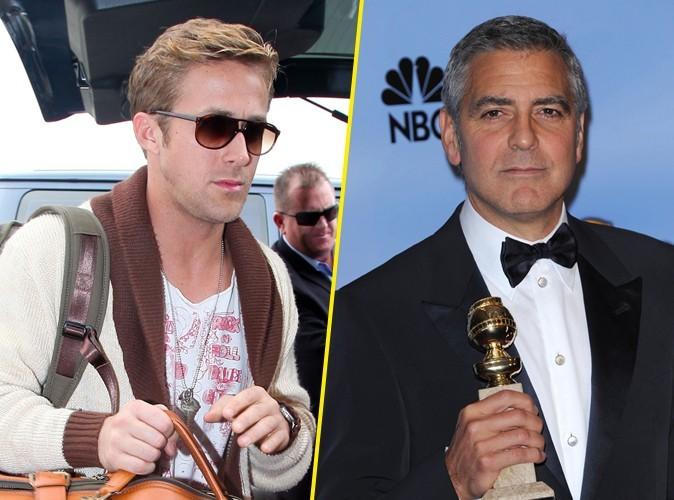 Ryan Gosling : porté disparu ?! George Clooney a sa théorie !