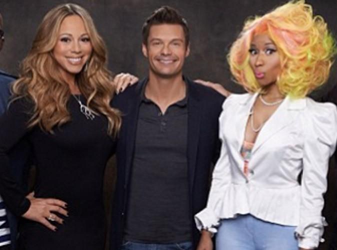 """Ryan Seacrest témoigne : """"C'est allé loin entre Mariah Carey et Nicki Minaj, c'était intense !"""""""