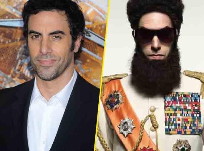 Sacha Baron Cohen (Borat) : banni des Oscars par peur du scandale ?!