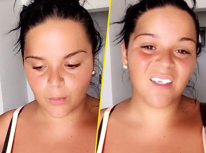 Sarah Fraisou : Battue par Malik, elle annonce leur rupture et dévoile les photos choc !