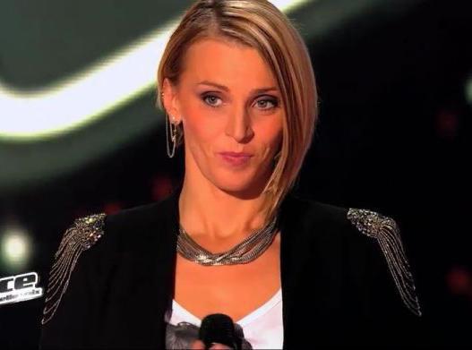 """Sarah Jad (The Voice) : """"J'ai toujours apprécié Jenifer"""" !"""