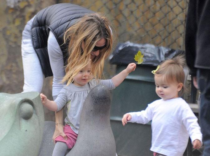 Sarah Jessica Parker : elle garde la forme grâce à ses jumelles !