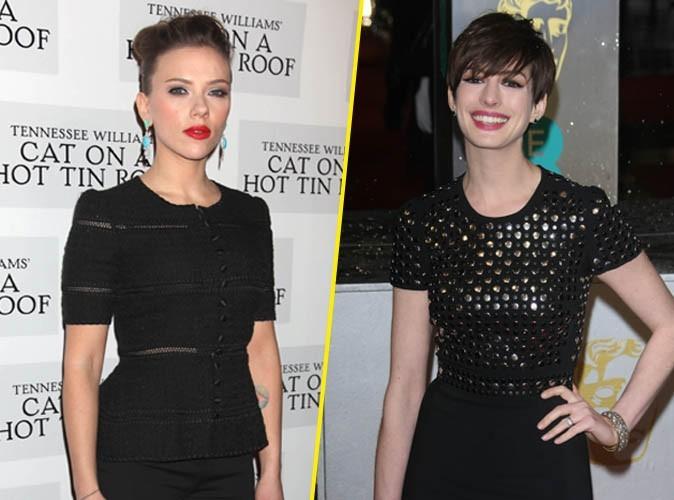 Scarlett Johansson a auditionné pour le rôle d'Anne Hathaway dans Les Misérables !