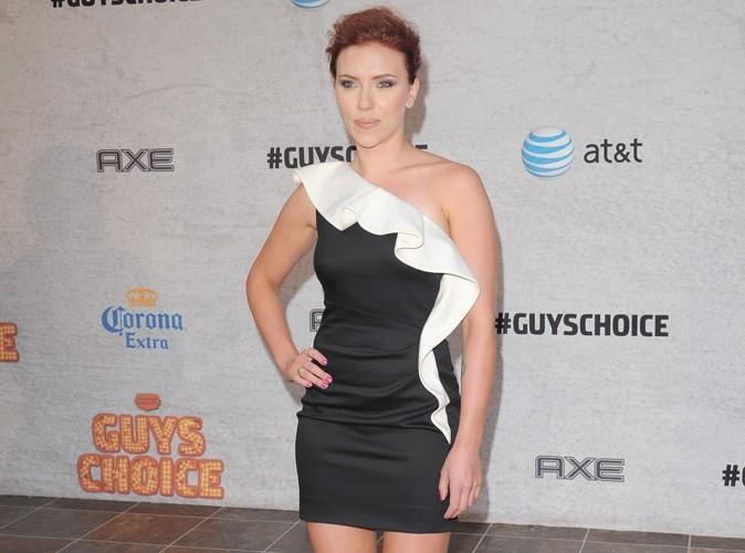 Scarlett Johansson : elle a perdu ses courbes voluptueuses...