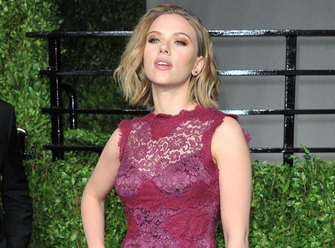Scarlett Johansson : elle s'excuse avec du champagne !