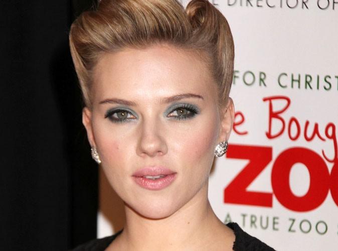 Scarlett Johansson : elle sortirait avec un musicien anglais !