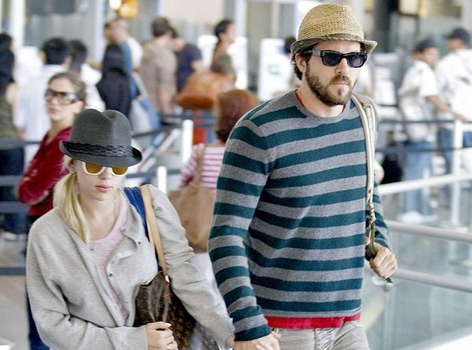 Scarlett Johansson et Ryan Reynolds ensemble au concert de Radiohead à New York !