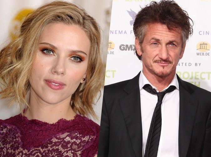 Scarlett Johansson et Sean Penn : Ils ont enfin officialisé leur relation !