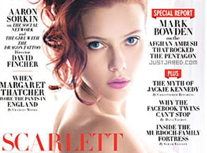 """Scarlett Johansson : """"Les photos nues, c'était pour mon mari !"""""""