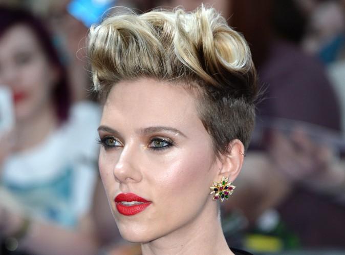 """Scarlett Johansson, mère et épouse comblée : """"Mon bonheur est sans limite"""""""