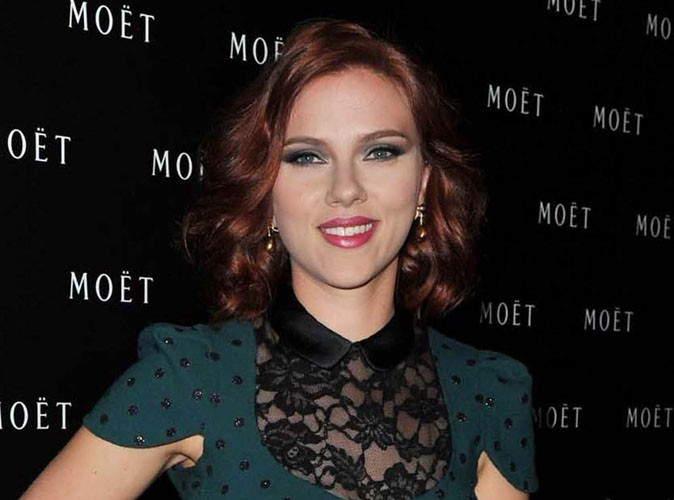 Scarlett Johansson : pour oublier le scandale, elle fait la fête avec Justin Timberlake !