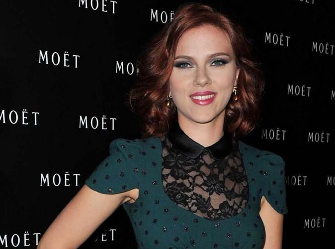 Scarlett Johansson : un petit tour au Crazy Horse et puis s'en va…