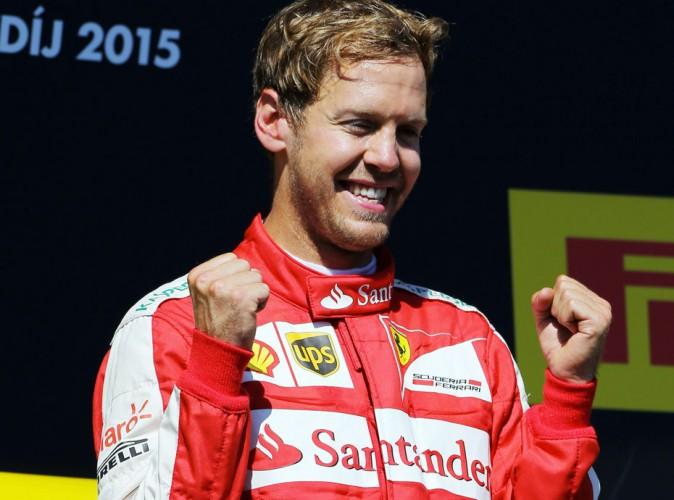 Sebastian Vettel : le pilote de Formule 1 est papa pour la deuxième fois !