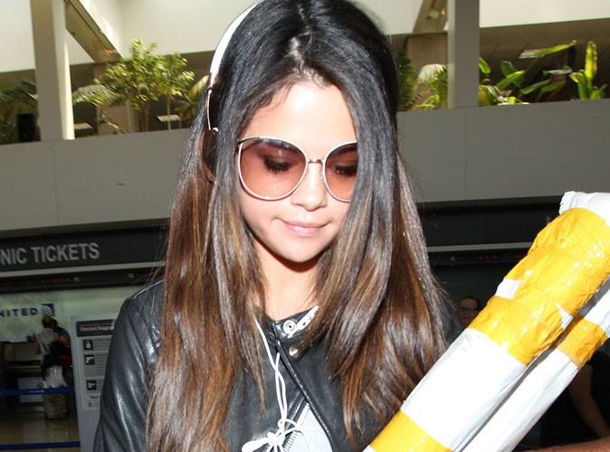 Selena Gomez : encore un intrus dans sa maison !