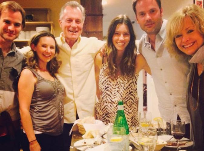 Sept à la maison : Beverley Mitchell, Jessica Biel, David Gallagher : les stars de la célèbre série se sont retrouvées !