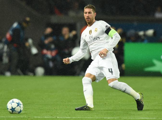 Sergio Ramos : il dévoile la photo de son 2eme bébé