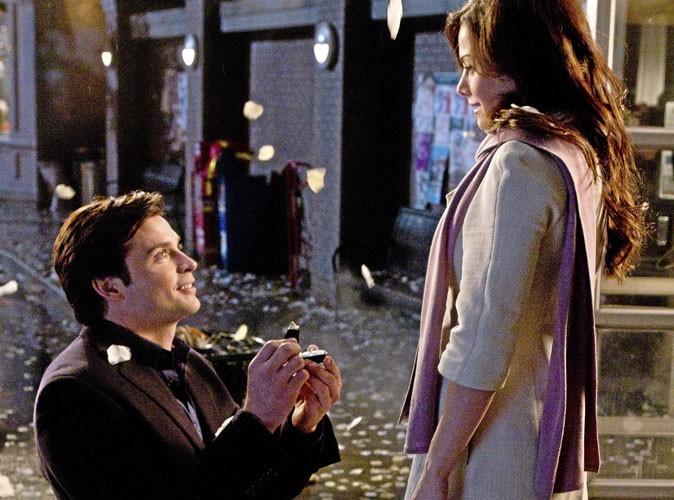 Série : Smallville : pas de mariage à la fin de la saison 10 !