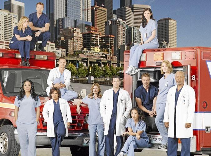 Série : un épisode de Grey's Anatomy en temps réel !