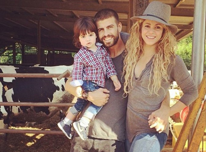 Shakira : c'est (encore) un gar�on !