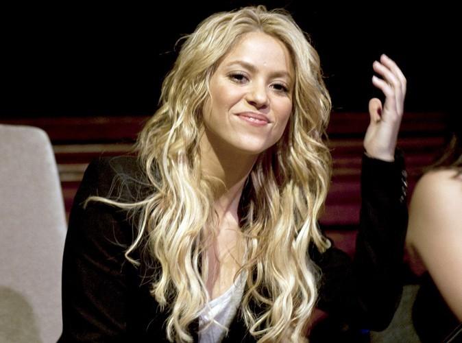 Shakira donne 400000 euros à Haiti !