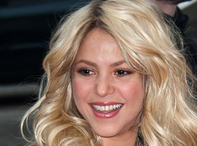 Shakira : elle partage une photo intime de sa grossesse !