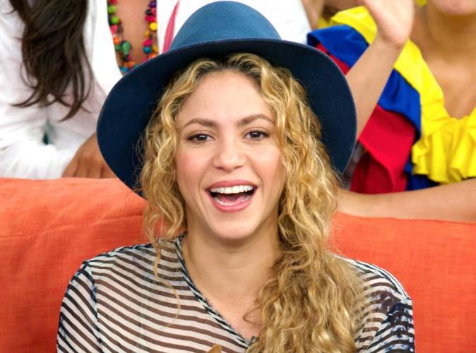 Shakira : la premi�re � passer la barre des 100 millions de fans sur Facebook !
