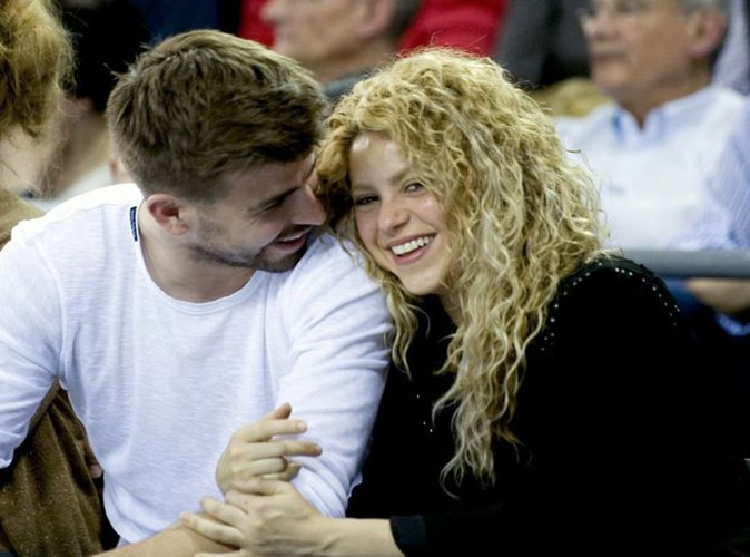 Shakira : moqu�e par Gerard Piqu� � cause... d'un selfie !