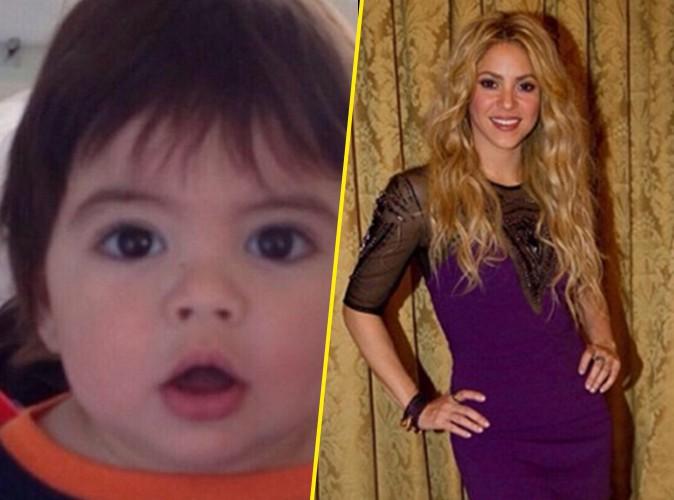 Shakira : son fiston Milan a bien grandi !