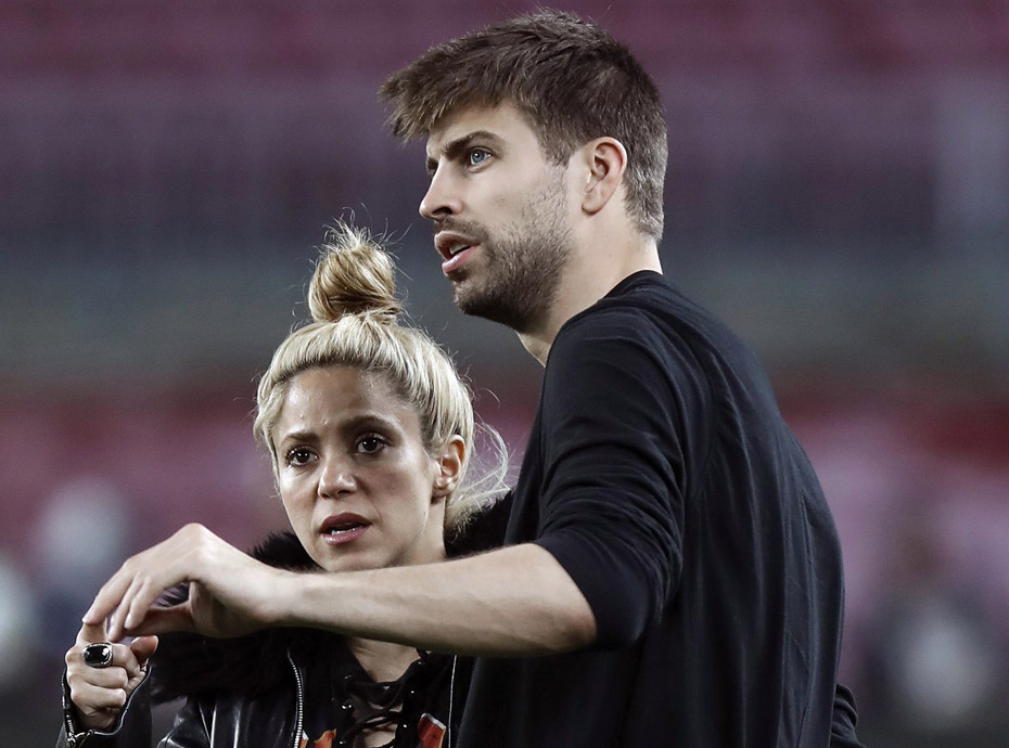 Shakira : Voici comment son chéri Gérard Piqué contre les rumeurs de séparation !