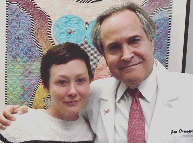 Shannen Doherty : elle fait une poignante déclaration d'amour  !