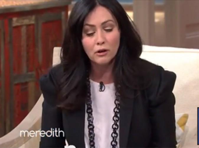 """Shannen Doherty : """"mal à l'aise"""" face à la télé-réalité de Tori Spelling !"""