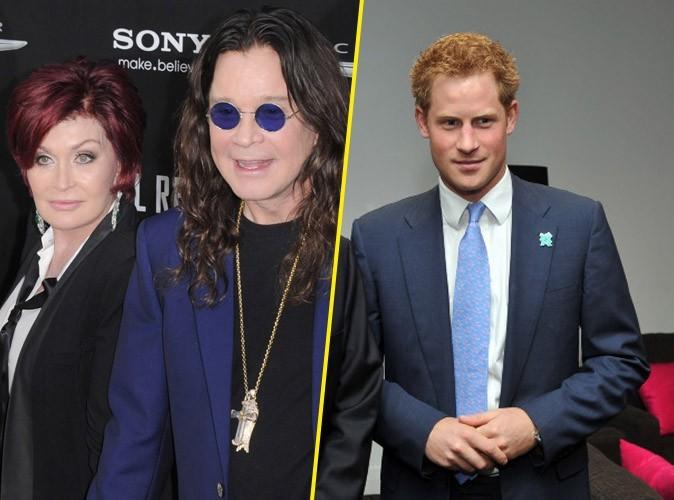 Sharon Osbourne : elle soutient aussi le Prince Harry !
