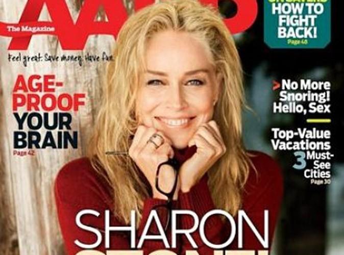Sharon Stone : Après son AVC, elle pensait ne plus jamais retrouver sa beauté...