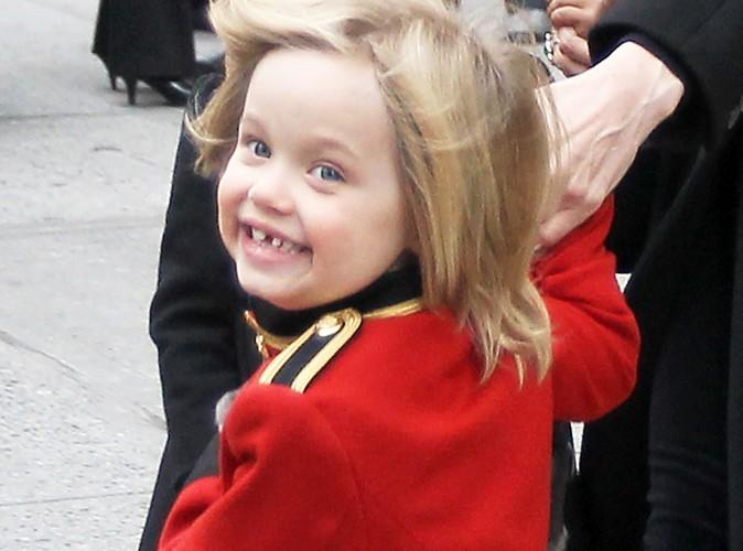 Shiloh Jolie-Pitt : la fille d'Angelina et de Brad veut changer de prénom !