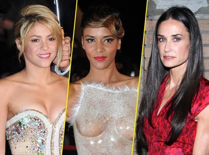 Shy'm hyper sexy, Shakira chevalier de l'Ordre de l'Art et des Lettres…ce qu'il faut retenir de l'actu people du week-end !
