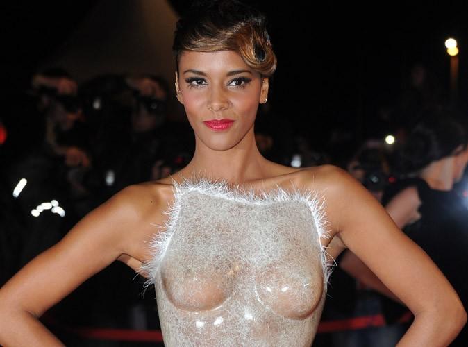 Shy'm : sa robe scandaleuse vendue aux enchères et pour la bonne cause !