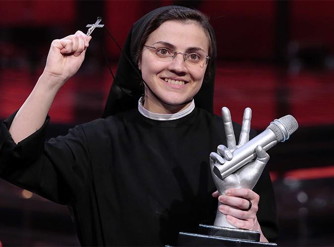 Soeur Cristina : grande gagnante de The Voice Italie !